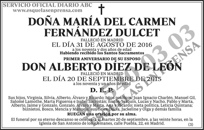 María del Carmen Fernández Dulcet